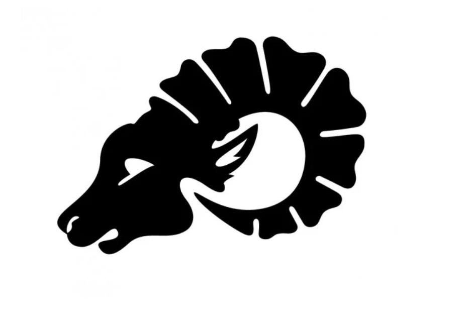 Символ барана картинка ленинградского